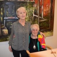 Maj-Lis Henriksson o Elsie Johansson