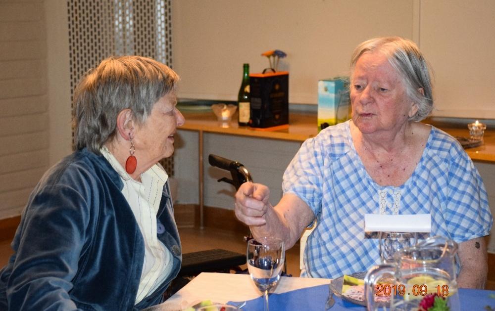 Ingrid Åberg o Barbro Lindgren