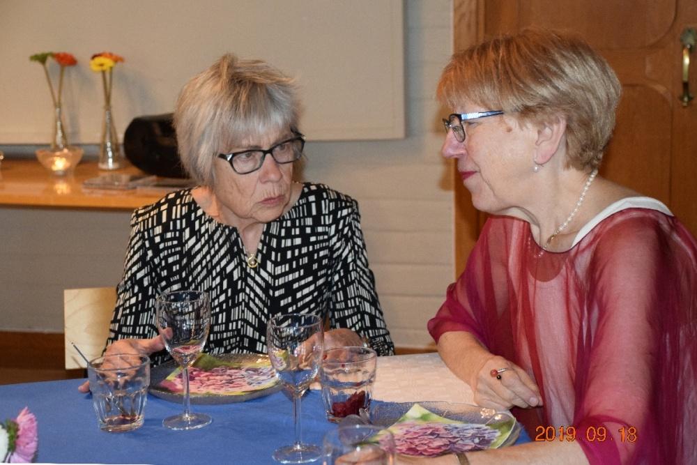 Maria Wold o Stina Johansson